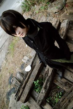 Cool Darker Than Black Hei Cosplay