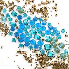 #BiscayBay Color Idea | Fusion Beads #FusionBeadsColorChallenge
