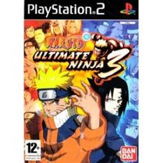 Naruto Ultimate Ninja 3 Game PS2 | http://gamesactions.com shares #new #latest #videogames #games for #pc #psp #ps3 #wii #xbox #nintendo #3ds