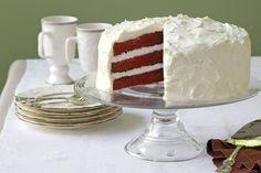 Red-Velvet-Cake-Recipe from Victoria Magazine