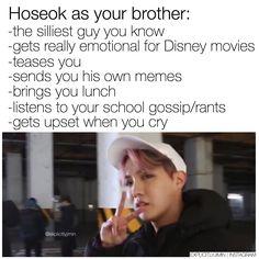 Brother Hoseok Imagine