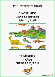 77 best projetos vriosmultiple projects images on pinterest p4gregorimayans2013 diario proyecto dinosaurios marzo y abril fandeluxe Gallery