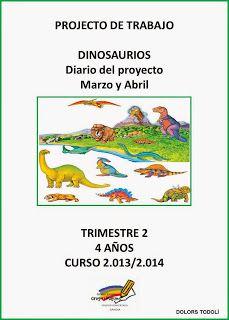 p4gregorimayans2013: DIARIO PROYECTO DINOSAURIOS MARZO Y ABRIL