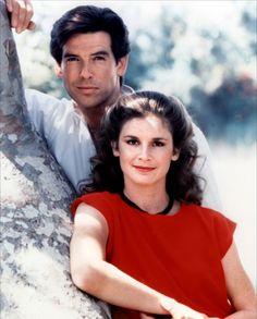Remington Steele & Laura Holt