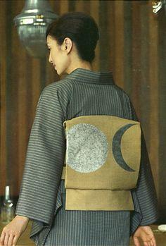 Japanese Kimono Magazine waraku 2012.