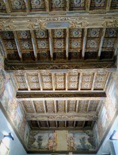 n.16 Sala Volta Palazzo Landriani  DIANA CICOGNINI - Maggio 2017