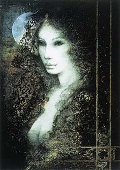 """""""Lady of the Sonnets"""" by Susan Seddon Boulet, 1983"""