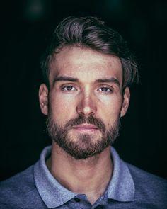 """Rick Zabel : """"Portrait. photo by: @sebstip"""""""
