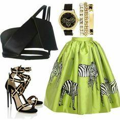 www.yadox.com #yadox #yadoxshop #fashion #streetstyle #glam #chic #skirt #bloggers #shoes