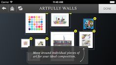 Artfully Walls' Try on Wall