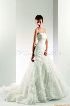 Robe de mariée Jasmine T434 Couture - Bestsellery