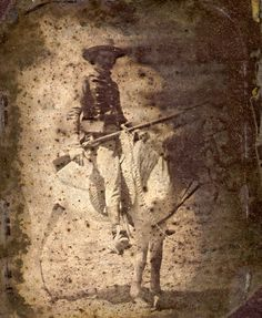 If the information is correct, this is the only photograph I've ever seen of a mounted Alabama Confederate soldier, and it may be the only… American Civil War, American History, Confederate States Of America, War Image, Civil War Photos, Interesting History, Military History, Military Art, Old Pictures