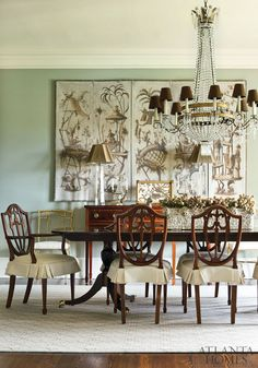 color for dining room?