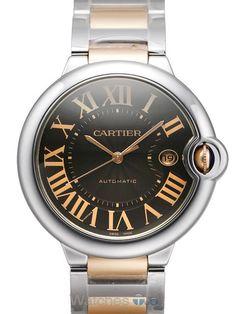 Cartier Ballon Blue Automatic LM W6920032