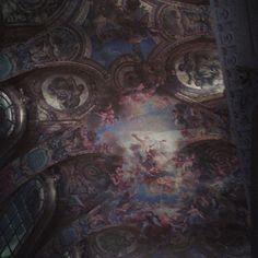 #Versailles #chapelle