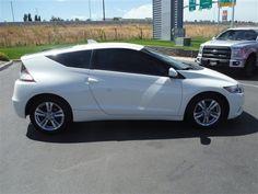 2011 Honda CR-Z EX Man EX 37MPG! 38K Miles $12K