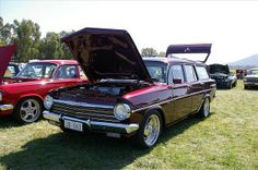 A hot looking EH holden Station Wagon ... for more info come to Carworldnetwork.com  #EHHolden #1964EHholdenstationwagon
