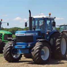 269 Best BLUE TRACTORS images in 2019 | Ford tractors