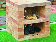 Pizza Oven Outdoor, Outdoor Cooking, Garden Yard Ideas, Backyard Projects, Fire Pit Backyard, Backyard Patio, Oven Diy, Outdoor Fire, Outdoor Decor