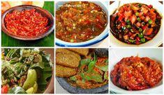 9 Aneka Resep Sambal Pilihan Pedas Untuk Ayam Dan Ikan Goreng/Bakar