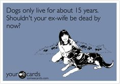 or soon to be ex wife........or ex fat nasty pig