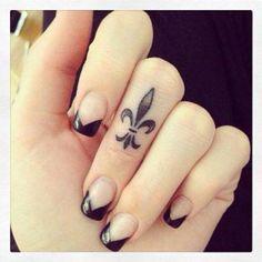 7 tatuajes en los dedos que te encantarán - IMujer
