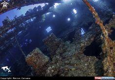 Wreck Diving in Abu Nuhas, Red Sea, Eygpt