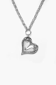 Monterey Heart Necklace