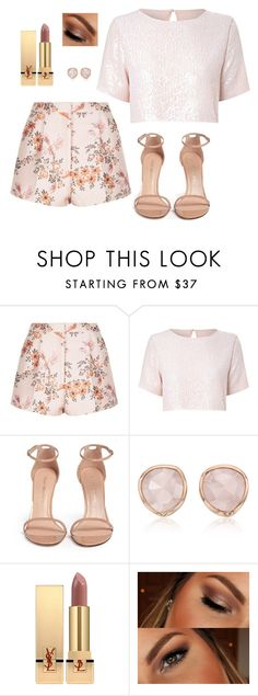 """Untitled #764"" by alwateenhosam on Polyvore featuring STELLA McCARTNEY, True Decadence, Stuart Weitzman, Monica Vinader, Yves Saint Laurent and Urban Decay"