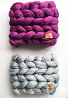Super Chunky Scarves Chunky Snood Merino Wool Arm by YourYarnUa