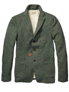 Japanese Styled Blazer by Scotch & Soda