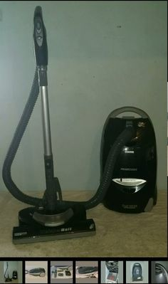 Kenmore Progressive Canister Vacuum Cleaner 116 Navy Blue
