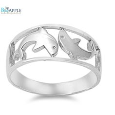 Sizes 4-16 Prime Jewelry Collection Sterling Silver Stunning Womens Wedding Ring