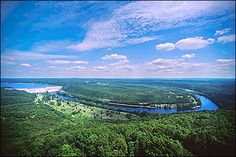 Bull Shoals Lake, Bull Shoals Dam, White River, Arkansas