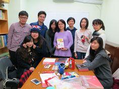 TeensF farewell to Ms Cheng @28-12-2014