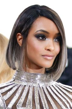 Go close up on the best hair and make-up looks from the Met Gala 2016