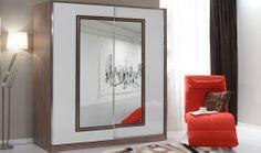 Milano Gardolap #yildizmobilya #dolap #dekorasyon #mobilya #trend #modern #white http://www.yildizmobilya.com.tr/