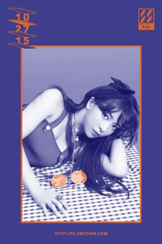 """Luna looks stunning in f(x)'s second teaser images for Walls"""" Album Design, Book Design, Layout Design, Sulli, Editorial Layout, Editorial Design, Fx Luna, Song Qian, Cinemagraph"""