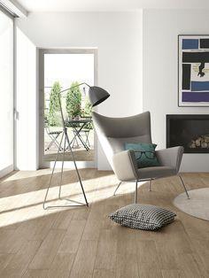 Woodcomfort - wood-look floor and wall tiles