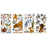 Found it at Wayfair - Room Mates The Lion King Peel and Stick Wall Decal