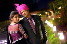 Designer saree and blouse