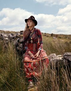 as wild as the wind: alisa ahmann by yelena yemchuk for porter #11 winter 2015 | visual optimism; fashion editorials, shows, campaigns & more!