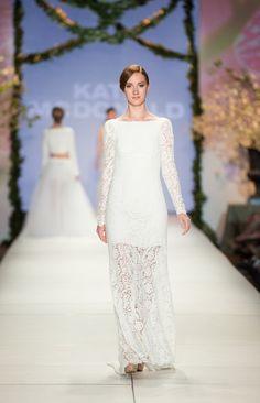 Cenci Gown // Kate McDonald Spring Bridal Show // Charleston Fashion Week 2015 // Photography by Wedding Headline