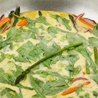 Mexican-Style Vegetable Frittata