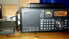 Voice of Greece/Helliniki Radiophonia from Greece to Europe on 9420 kHz ...