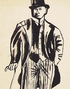 Artworks of Ben Shahn (Lithuanian, 1898 - 1969)