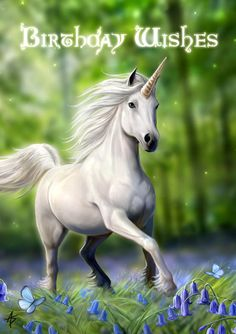 Unicorn by Anne Stokes