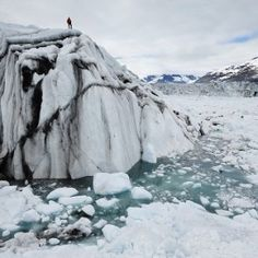 Chasing Ice, Film About Climate Change & Melting Glaciers