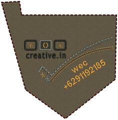 Jeans Pocket, Men's Jeans, Logo Design, Pockets, Embroidery, Denim, Boys, Fashion, Men