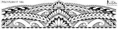 polynesian arm band tattoo, google search